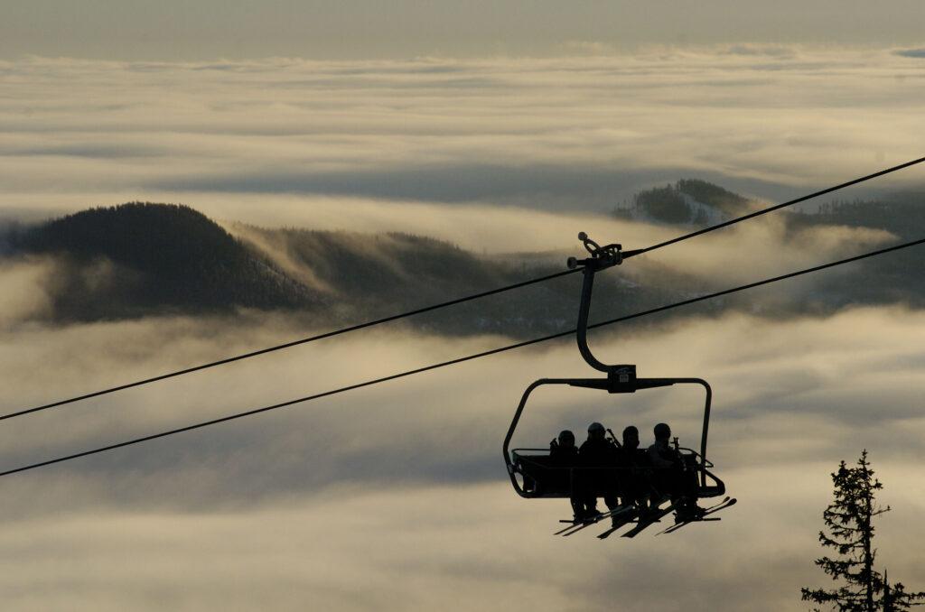 Rondane River Lodge alpine skiing