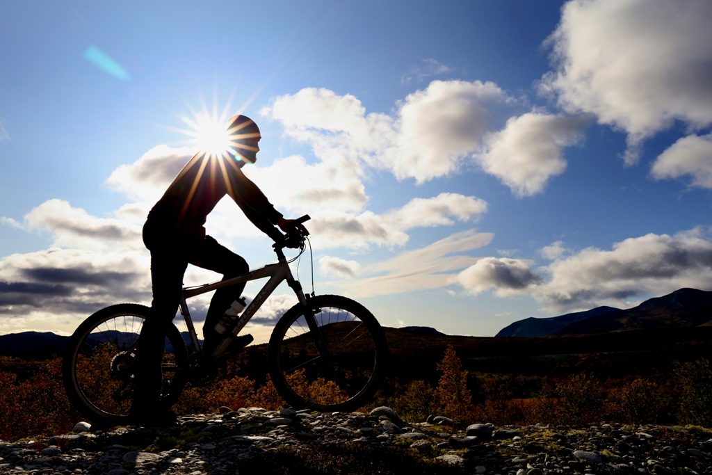 Rondane River Lodge cycling & mountain bike